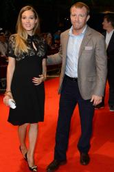 Guy Ritchie girlfriend Jacqui Ainsley appears to be pregnant