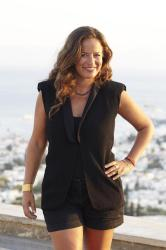 Jade Jagger in Turkey