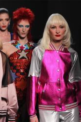 Jean Paul Gaultier's spring/summer 2013 collection at Paris Fashion Week