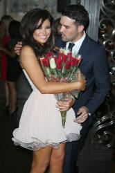 Jessica Wright and Ricky in August
