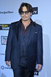 Johnny Depp was empty before having kids
