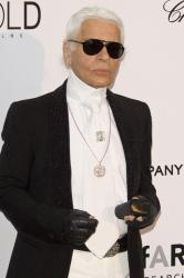 Karl Lagerfeld on Drew Barrymore marriage