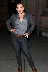 Dancing On Ice's Louie Spence