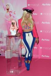 Nicki Minaj at Pink Friday scent launch