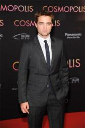 Robert Pattinson made first appearance since split