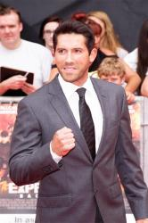 Scott Adkins at the Expendables 2 premiere