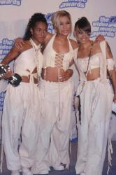 TLC's Chilli, T-Boz and Left Eye