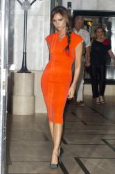 Victoria Beckham at Fashion's Night Out
