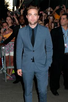 Robert Pattinson  Movie on Robert Pattinson  Worried  About Finishing Twilight
