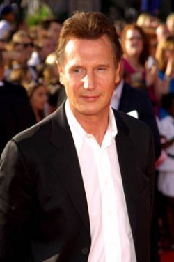 liam neeson dating laura brent? - female first