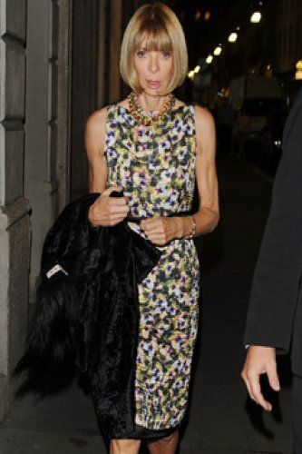 Anna Wintour makes Forbes most powerful women list...