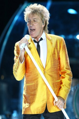 Rod Stewart has youthful secret