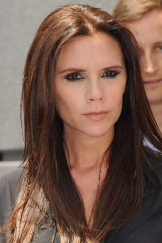 Victoria Beckham has put herself under pressure to get back into shape