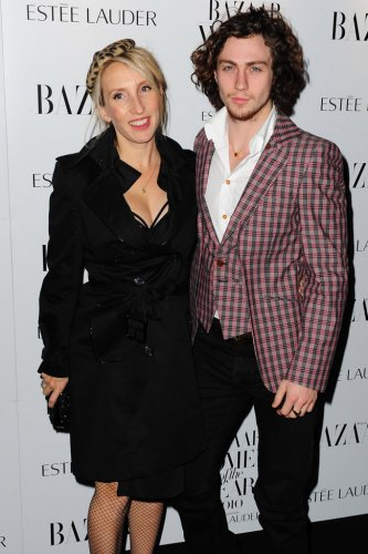 Aaron Johnson and Sam Taylor-Wood