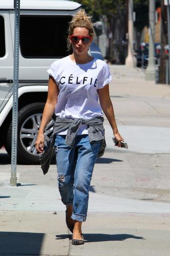 Ashley Tisdale's Casual Style: Get the Look