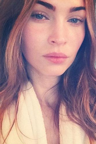 Megan Fox Joins Instag...