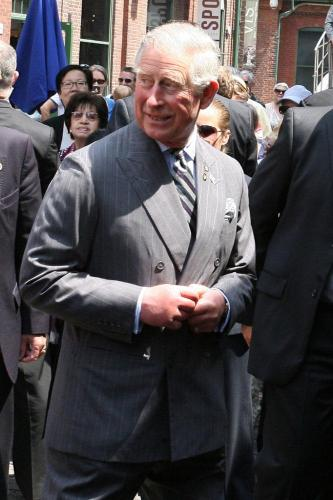 Britain's Prince of Wales