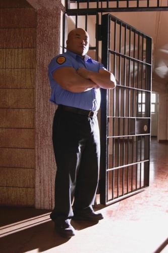 Bbw in jail