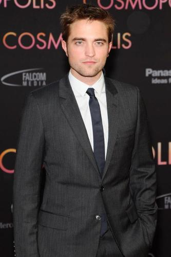 Robert Pattinson is being supported by Katy Perry