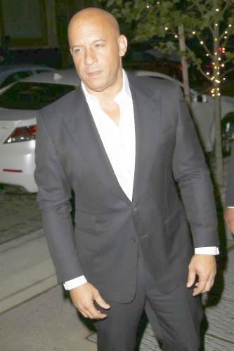 Vin Diesel Slams Gay Rumors - Hollywoodcom