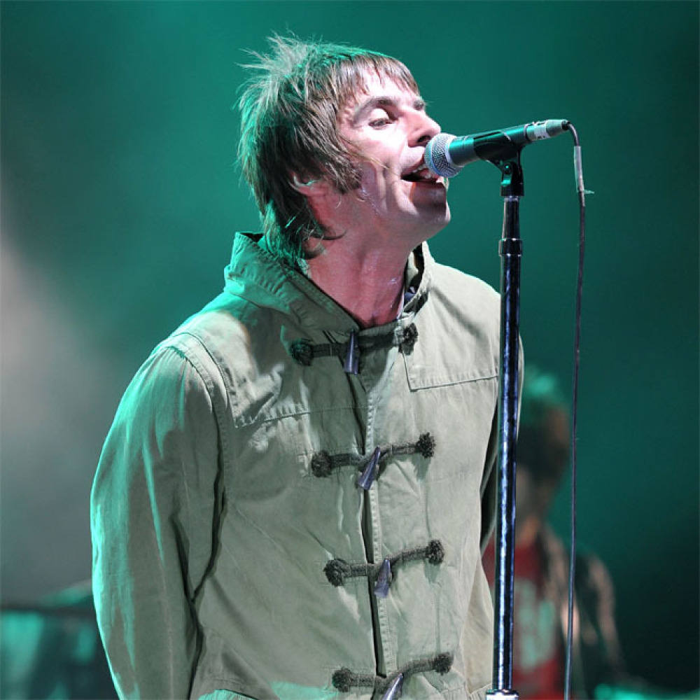 Gem Archer's former bandmate Liam Gallagher