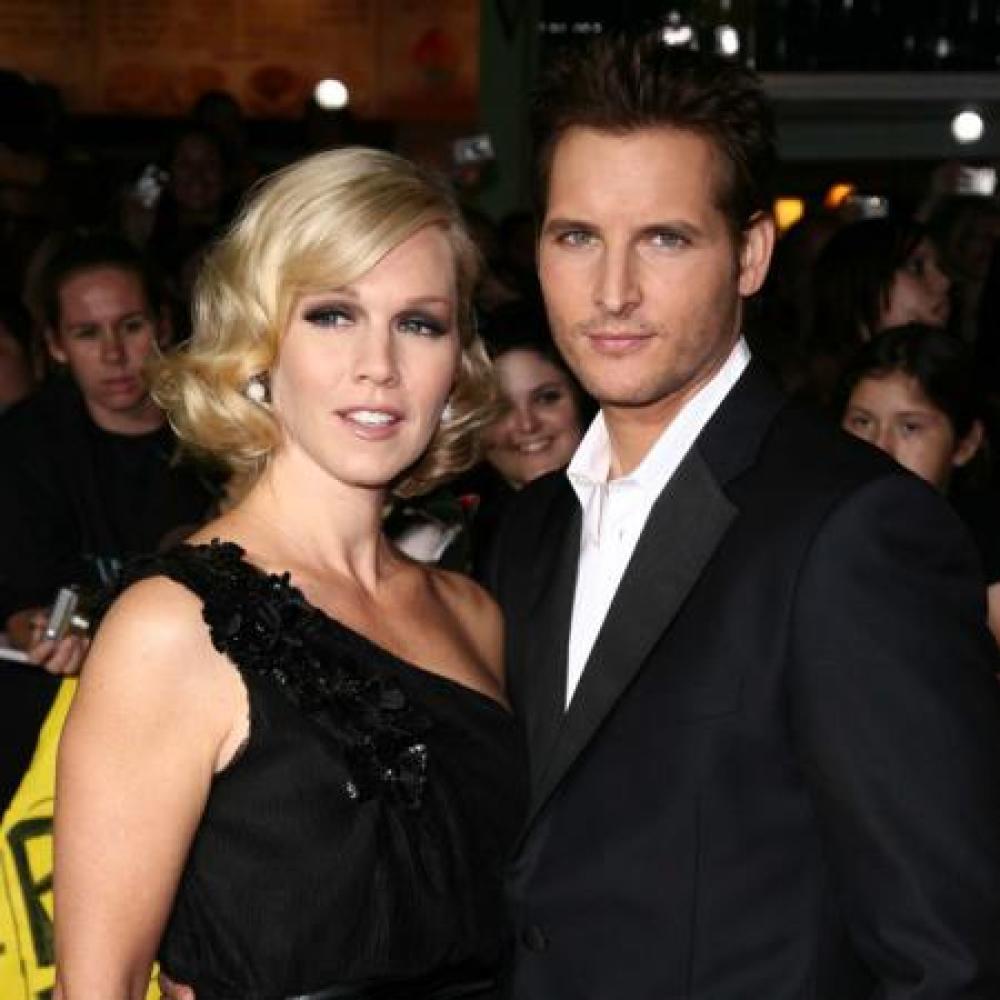 Celebrity Wedding Anniversary: Jennie Garth and Peter ...