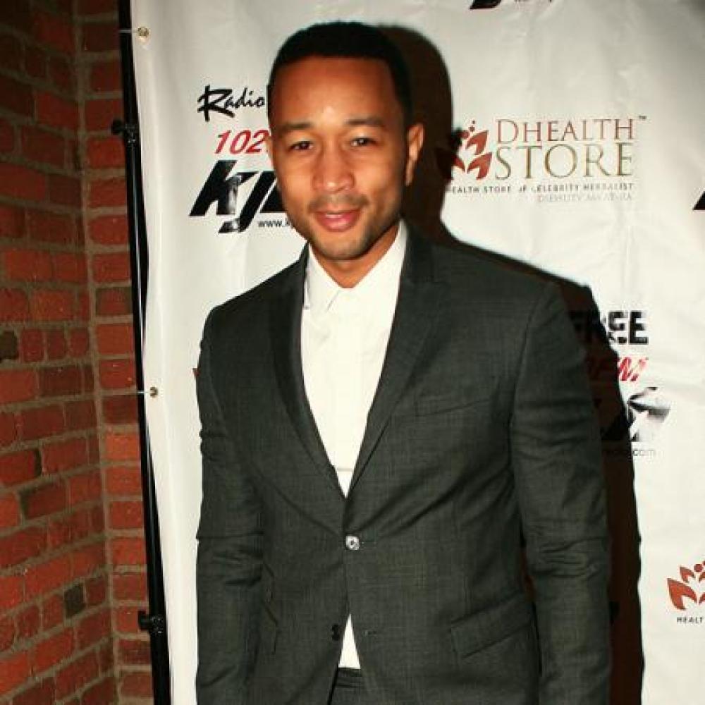 John Legend Beats Pharrell Williams For Us Chart Number One
