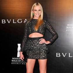 Anne Vyalitsyna at Bvlgari event
