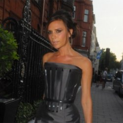 Victoria Beckham at the event