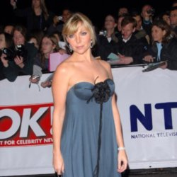 EastEnders star Samantha Womack