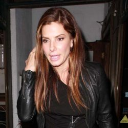 Sandra Bullock spent Christmas with Jesse James' daughter