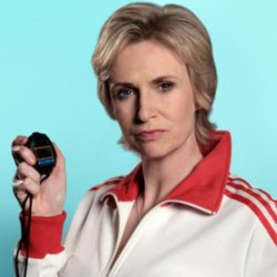 Glee actress Jane Lynch