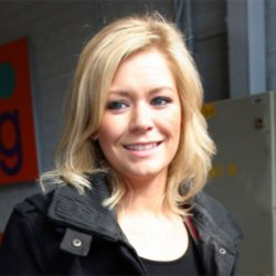 Suzanne Shaw kind to Quirke