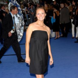 Charlie Brooks who plays Janine Molloy