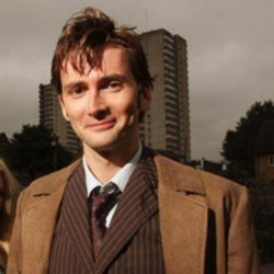 David Tennant praises Smith's Doctor
