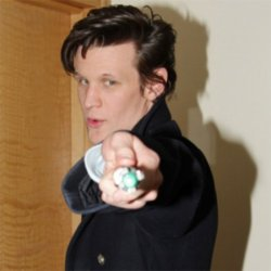 Matt Smith ready for Who movie