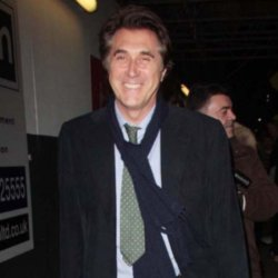 Bryan Ferry wed last week