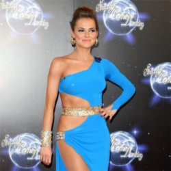 Kara Tointon 'flustered' by Strictly hunk