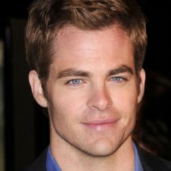 Star Trek star Chris Pine