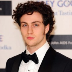 Would you date this geek, Aaron Johnson?