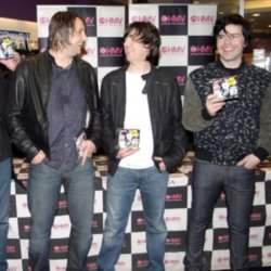 The Charlatans' 'emotional' reunion