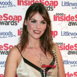 Kate Ford, who plays Tracy Barlow