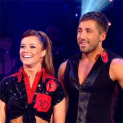 Gavin Henson's Strictly smooch sparks fury