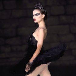 Portman in the starring role of Black Swan