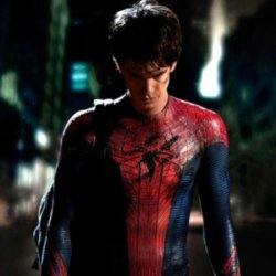 Andrew Garfield in The Amazing Spider Man