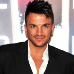 Peter Andre's Ferrari is called Fezza...