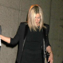 Jennifer Aniston is known for her love of black dresses