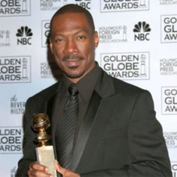 Eddie Murphy says the taste makes him nauseous