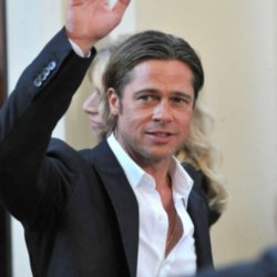 Brad Pitt will apparently shoot the campaign this week in London