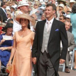 Princess Marie and Prince Joachim
